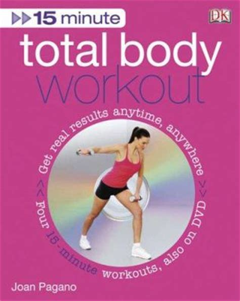 15 minute books 15 minute total workout dvd