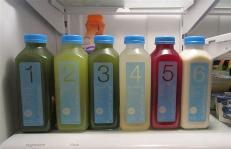 Blueprint Detox Juice by Food Obsessions 187 Archive 187 3 Day Blueprint Juice