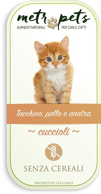 alimenti naturali per gatti metropets alimenti naturali per e gatto