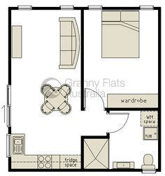 32 best granny flats images on pinterest garage 32 best images about granny flats on pinterest 3 car