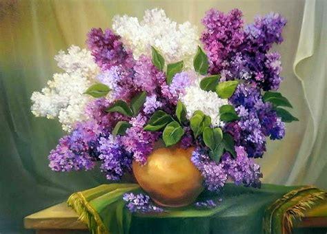 imagenes flores al oleo imagenes de cuadros de flores al oleo imagui