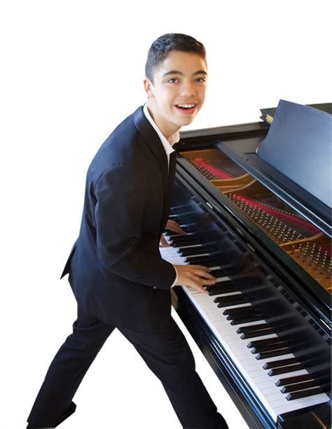 6 Year Child Prodigy Ethan Bortnick Opens For Nelly Furtado On Tour Kickoff by Artist Series Opens With Musician Ethan Bortnick South