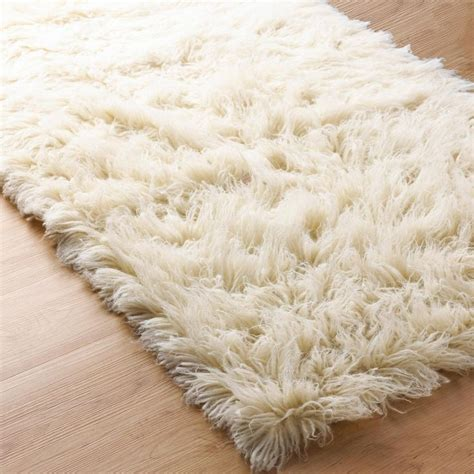 Cleaning A Flokati Rug by Superior Flokati Sheepskin Rug Available In 4 Colors
