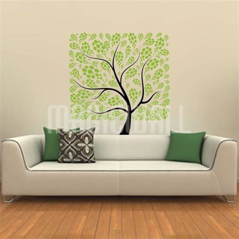 wall stickers b q the difference between wall decals and wallpaper