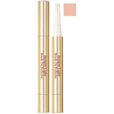 clarins instant light perfector clarins instant light brush on perfector 01 pink beige