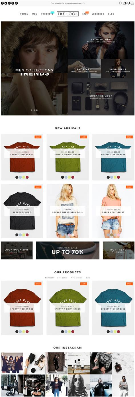 woocommerce themes clothing 15 best responsive fashion woocommerce themes 2015