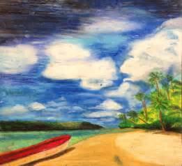 pastel landscape pastel landscapes cool