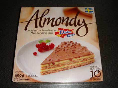 daim chocolate ikea in a nutshell ikea s almondy daim cake
