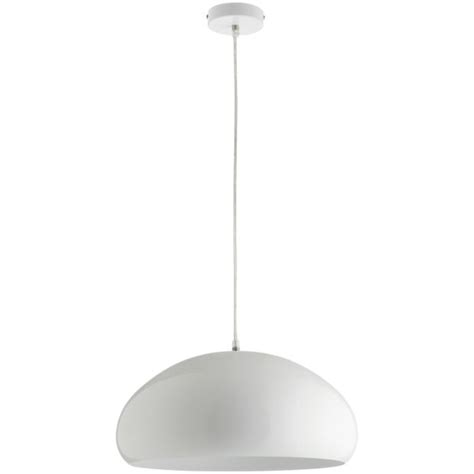 Argos Lighting Kitchen Buy Habitat Rock Metal Pendant Light White At Argos Co Uk Your Shop For Ceiling And