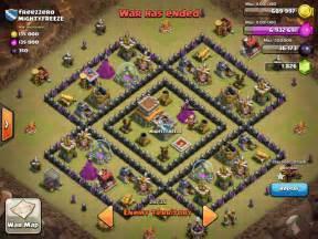 Th8 war base below is the war base i use