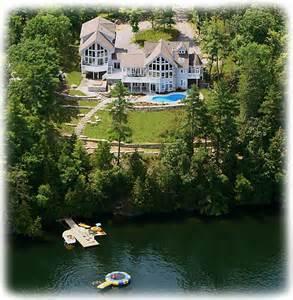 Lakeside Cottage House Plans kawartha luxury properties big bear 7 bedroom sleeps 14
