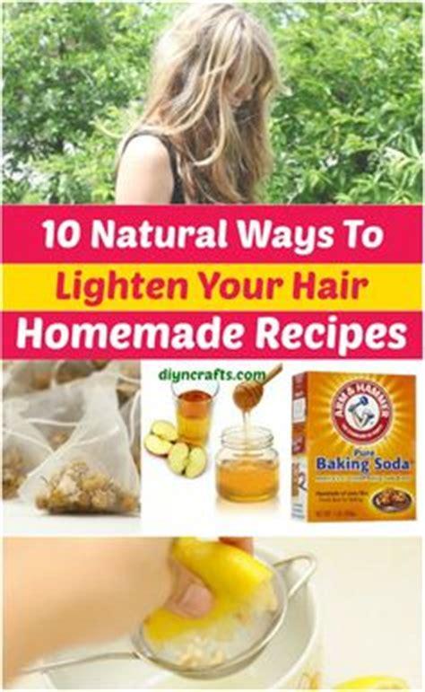 homemade flower food without bleach blonde on pinterest lighten hair warm autumn and lemon