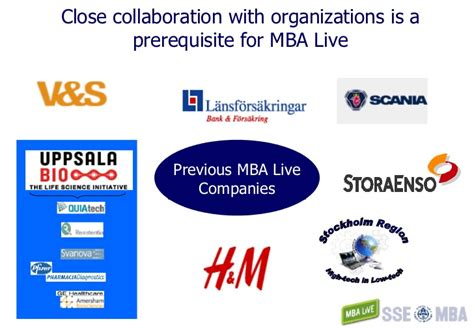 Mba Degree Prerequisite by Sse Mba Mba Live