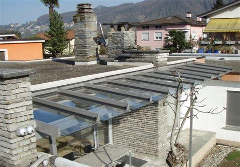 tettoia in vetro tettoia in alluminio e vetro coperture fisse frubau