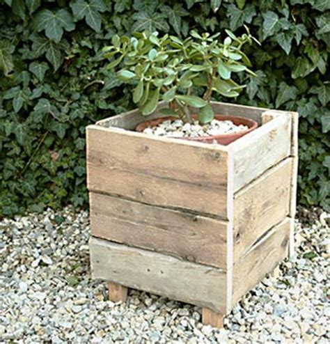Best Wood For Planters by Wooden Pallets Furniture Project Pallets Designs