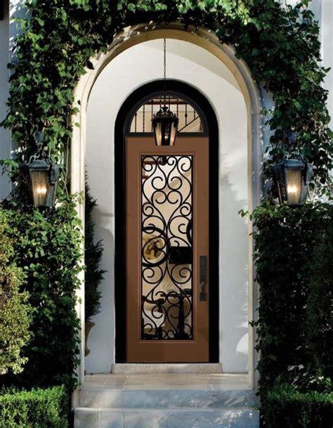 Steel Or Fiberglass Exterior Door Fiberglass Steel Doors Traditional Exterior Ta By Us Door More Inc