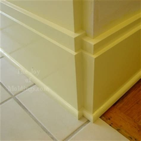 craftsman baseboard baseboards archives the joy of moldings com