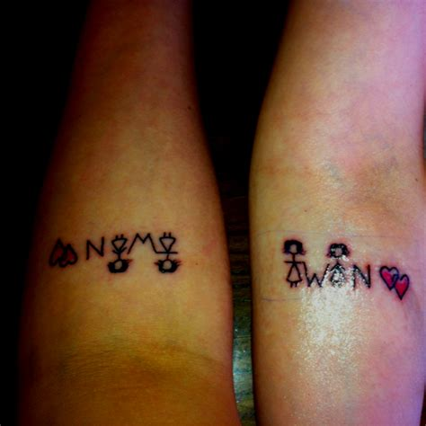 twin tattoo tattoos