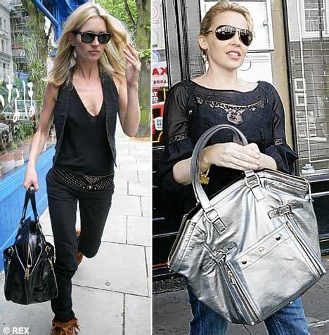 Name That Purse Kate Moss by The Average S Handbag Now Weighs The Same As Five