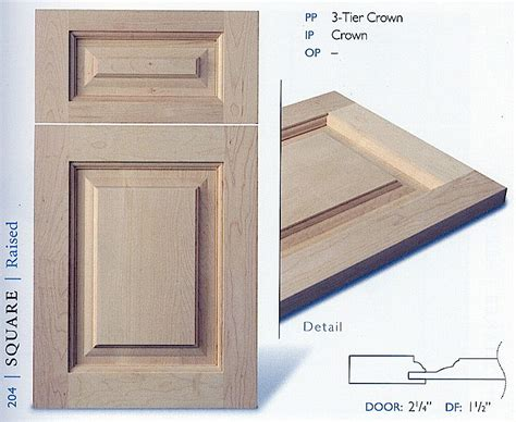Kitchen Cabinet Door Profiles | 200 series kitchen cabinet door profiles