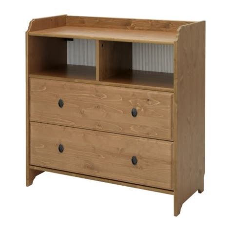 Leksvik Chest Of Drawers From Ikea 163 101 11 Looks Like A Leksvik Changing Table
