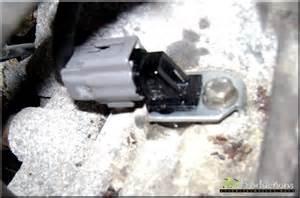 diy mazda 3 2 3 gt turbine input speed sensor replacement