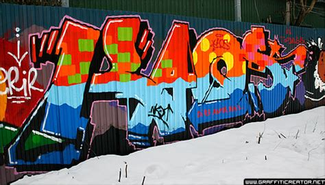 Kaos Graffiti 04 Grafiti pin featured artist of the month bourbon eight