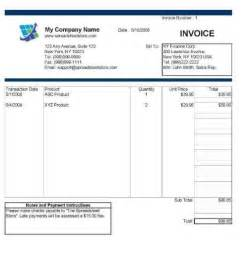 Invoice Log Template by Machinery Service Log Template Software Service