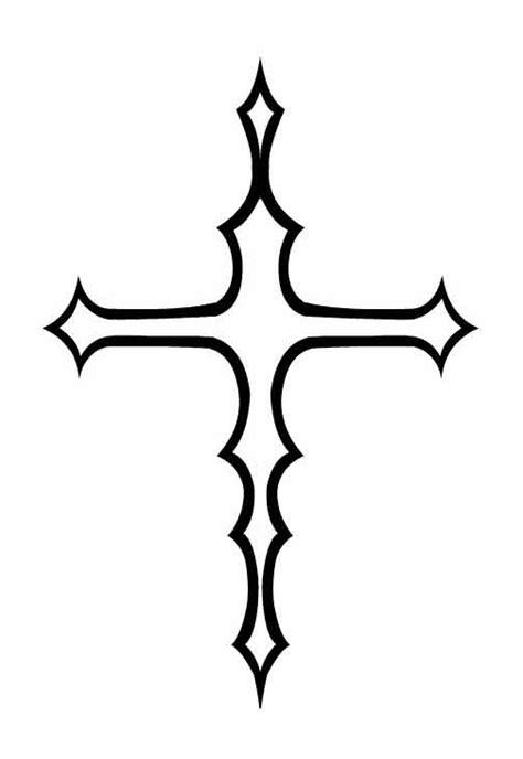 simple cross designs for tattoos 12 stunning easy tribal tattoos only tribal