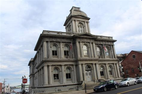 United States Custom House by Portland Ballet Summer In The City At U S Custom House