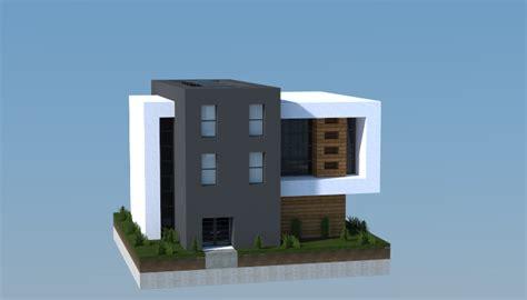 16x16 modern house 2 minecraft minecraft modern modern and house