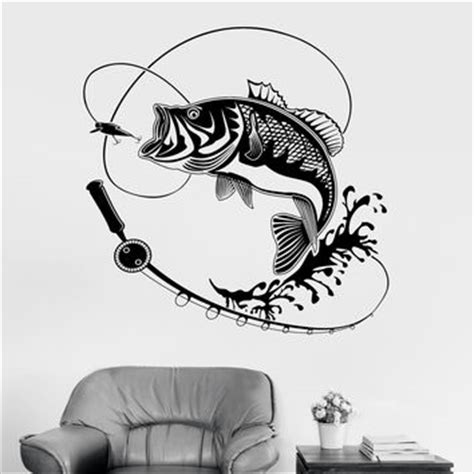 fishing wall murals best wall murals fishing products on wanelo