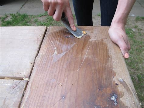 wax for wood table how to apply a wax finish to an outdoor picnic table how