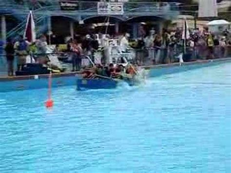 cardboard boat regatta arlington tx boat regatta happy medium iii youtube