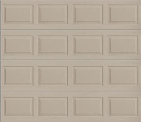 Sandstone Color Garage Door by Rcemeraldmountain