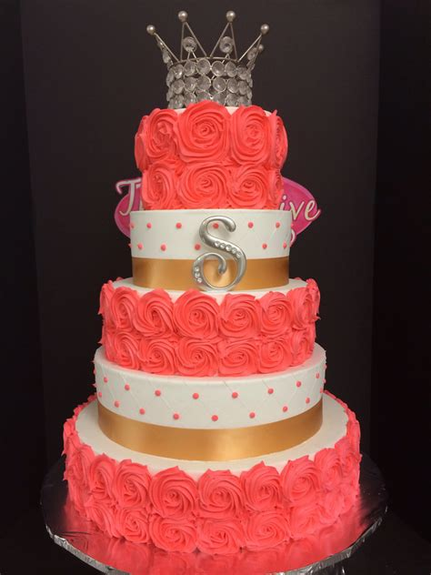 Quinceanera Cakes Gallery by Image Gallery Quince Cakes