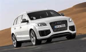 2009 Audi Q7 V12 Tdi Car And Driver