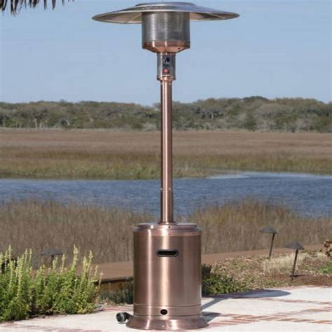 Fire Sense Copper Commercial Patio Heater Dfohome Copper Patio Heater