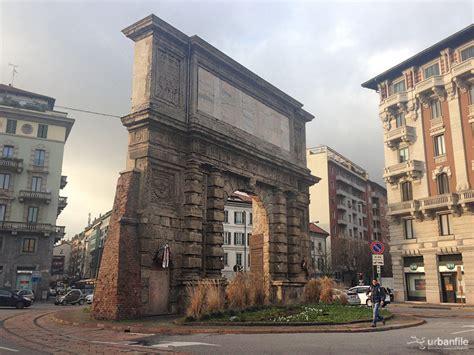 porta romana porta romana le porte di piazzale