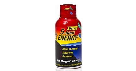energy drink with most caffeine 5 hour energy the most caffeinated beverages s journal