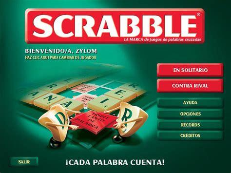 scrabble en espaã ol descargar scrabble espa 241 ol completo pc