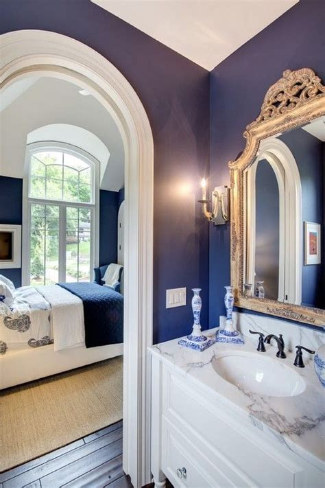 White And Blue Bathroom by 25 Best Ideas About Blue White Bathrooms On