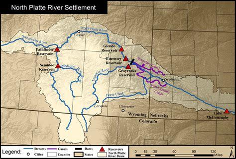 platte river map www pixshark platte river settlement department of