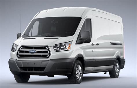 Ford Transit 2020 by 2020 Ford Transit Redesign Exterior Interior Release