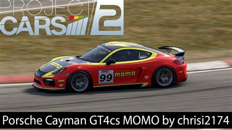 Project Cars 2 Porsche by Project Cars 2 Porsche Cayman Gt4cs Momo By Chrisi2174