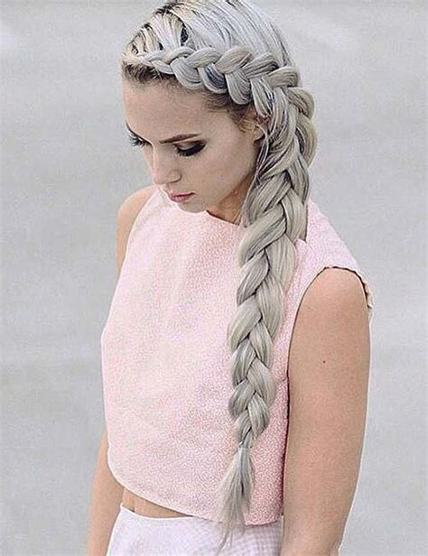 how do i do an under braid how to do a side french braid the healthy life forever