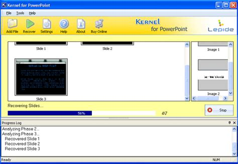 reset tool on powerpoint screenshots powerpoint recovery tool