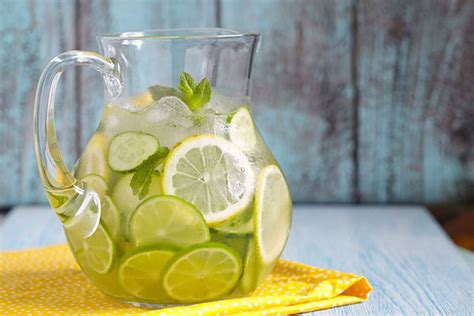 Detox Water Lemon Cucumber Side Effects by Cleanse Your System With These Easy Detox Water Recipes