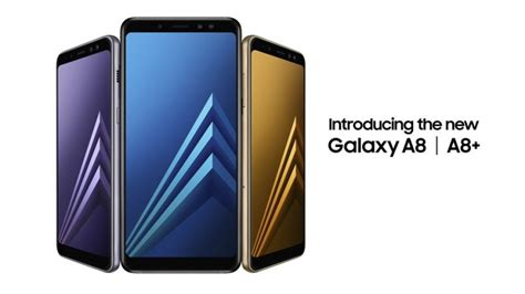 Harga Samsung Galaxy A Rm harga jualan samsung galaxy a8 2018 mungkin bermula dari