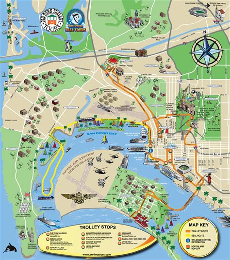 san diego map usa maps update 839555 jamaica tourist attractions map